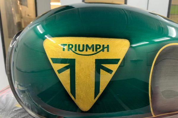 serbatoio-triumph-verde